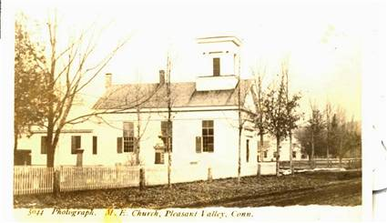 Pleasant Valley Methodist Church 1897